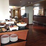 Delectable Breakfast Spread at the Executive Lounge - Order main course separately