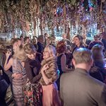 Wedding reception at The Larder House Southbourne Feb17