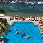 Costa Sur Resort Puerto Vallarta Pool and Beach