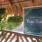 Yoga Sana Studio ~~ The studio in San Juan del Sur~~ Tropical vibes and ocean view