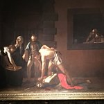 Caragaggio's Beheading of the Baptist
