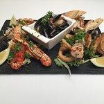 Sidings Fish Platter