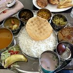 King fish thali