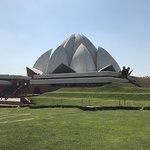 Photo of Bahai Lotus Temple