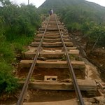 Koko Crater Railway Trail Foto