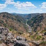 Vale do Côa desde a zona norte da Reserva da Faia Brava