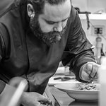 Chef Christos Venidis and his attention to detail