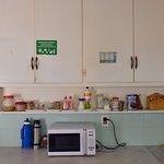Conmtamos con una cocina totalmente equipada para uso de nuestros huésedes