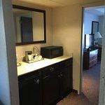 Functional little kitchen suite
