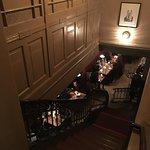 Upstairs at Max und Moritz