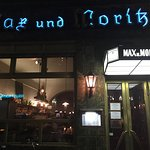 Outside Max und Moritz