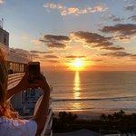 Full Ocean Balcony Views