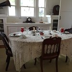 Morning Glories Cottage - Sears kit home 1926 Dining Room