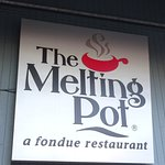 Restaurant Sign at Station Square