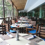 Terraza Restaurante al aire libre