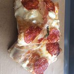 Brindzás pizza-ez is isteni!