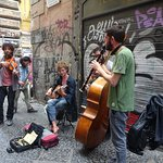 Musicians Spaccanapoli