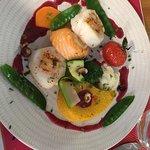 """Foto de Restaurant EAT """"Estaminet, Arômes et Tentations"""""""