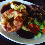 Traditional Sunday Beef Roast