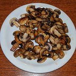 Sauteed Mushrooms Appetizer
