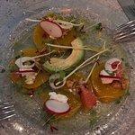 beet carpaccio