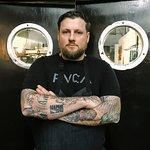 Paul Bentley nuestro Chef.