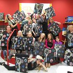 Private bachelorette parties at Painting with a Twist