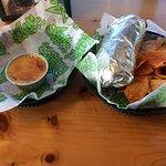 Dank Burrito – slika