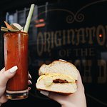 Bloody Mary and Breakfast Dips for weekend brunch