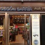 Bodegon Sarria Foto