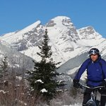 Fat Biking in Fernie