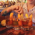 Have an Old Fashioned or three!