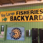 Key Largo Fisheries Backyardの写真