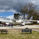 Boeing B-47 Outside
