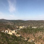 Hot Springs Mountain Tower Foto