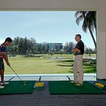 Learn Golf in our Golf Studio