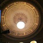 Beautiful Ceiling inside Theater