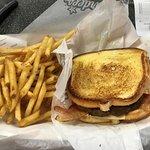 Frisco on thrid pound thickburger