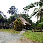 Museumsdorf Sarawak Cultural Village Foto