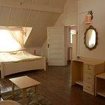 Deluxe room in Chalet