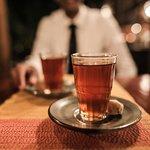 Plain Tea With Guggery