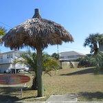 Pensacola Beach Trolley Foto