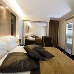 Suite Spacious Bedroom