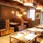 Ambiente Leeds banquette & booth seating