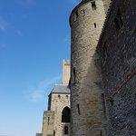 Bild från Medeltidsstaden Carcassonne