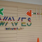 Sign for Waves