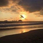Photo de Playa el Palmar