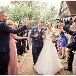 Wedding at Tylney Hall