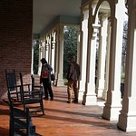 Columns on the Porch are Wonderful
