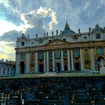 Photo de St. Peter's Square (Piazza San Pietro)